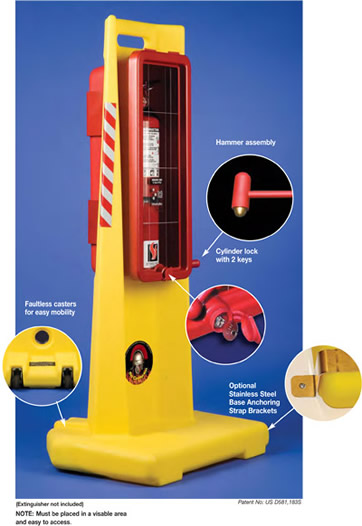 Access Doors Fire Extinguishers Metal Shelves Construction Products - Outdoor fire extinguisher cabinets